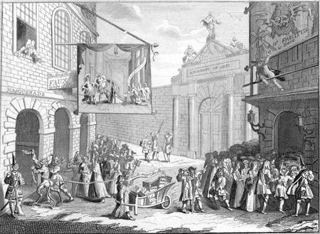 Hogarth's Masquerades and Operas
