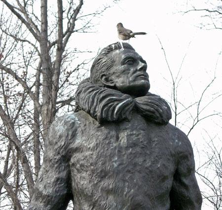 Richard Byrd, famous aviator and explorer