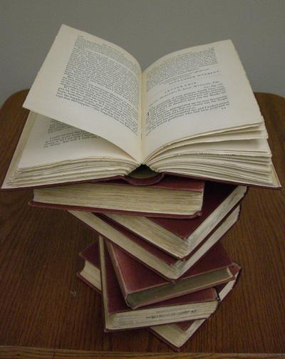 starting to read Richardson's Clarissa