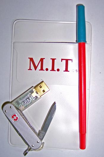 pocket protector and pocket knife memory