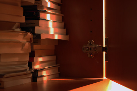 the door to knowledge