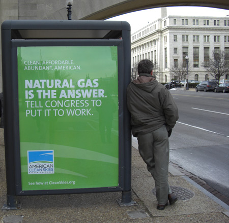 produce natural gas -- fart!