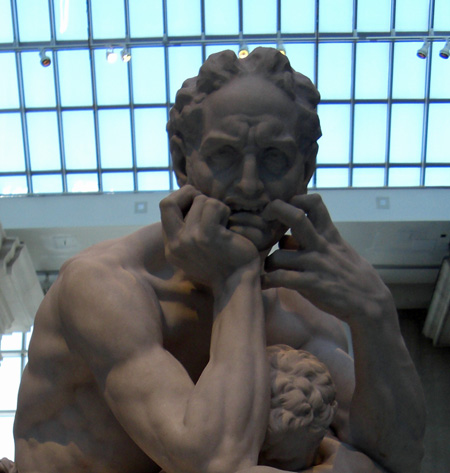 Ugolino fearfully considers his choices