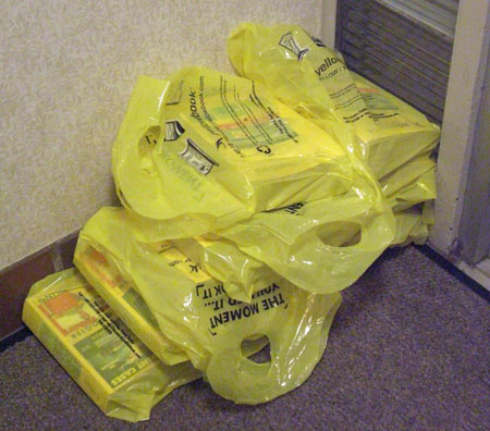 yellow pages print directories