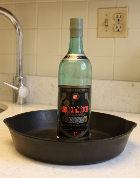 Cindzmarauli, Stalin's favorite bottle of wine