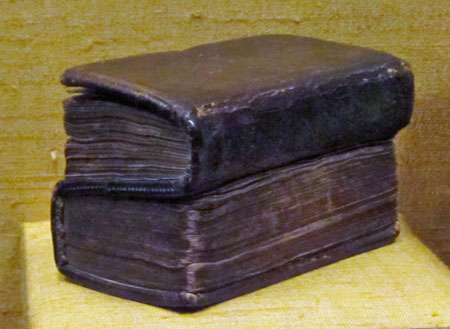 example of dos-à-dos book binding