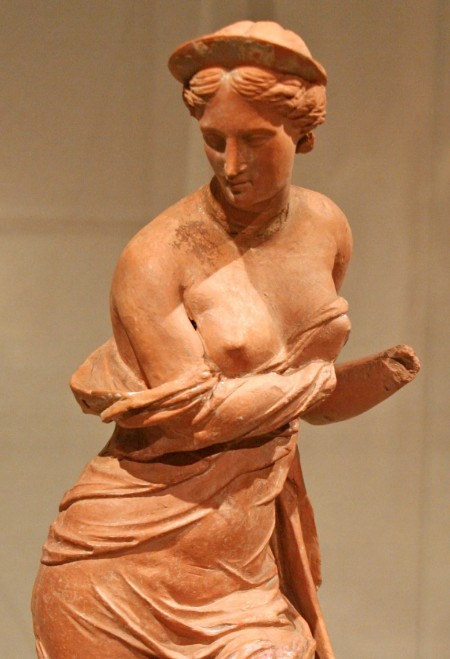 Pelagia as Aphrodite