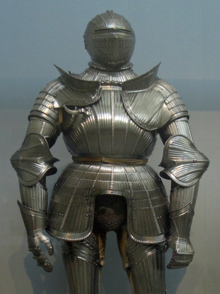 knight in armor