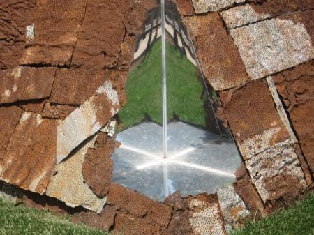 El Anatusi, Ala, site-specific installation, Smithsonian Gardens