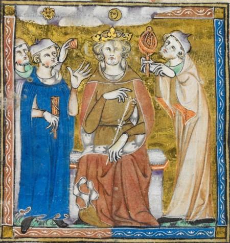 medical astrology for King Alexander