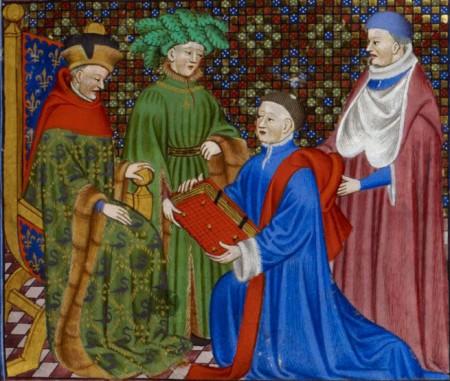 Boccaccio's Decameron written for men