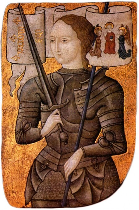 Joan of Arc followed Heloise