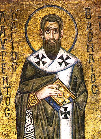 Basil of Caesarea, hero of Hrotsvit's Basilius