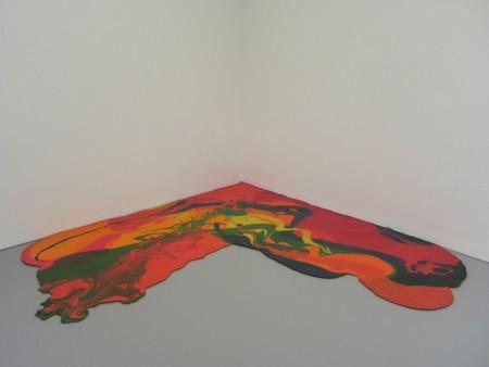 Porete painted into corner