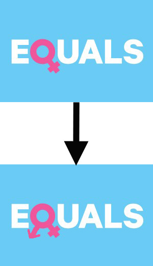 equals isn't egalitarian without males