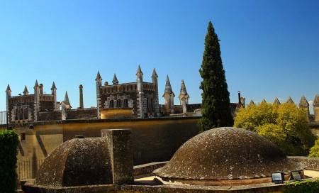 castle at Almodóvar del Río in Andalusia