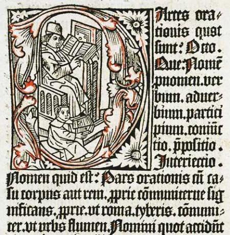 Donatus, Ars Grammatica