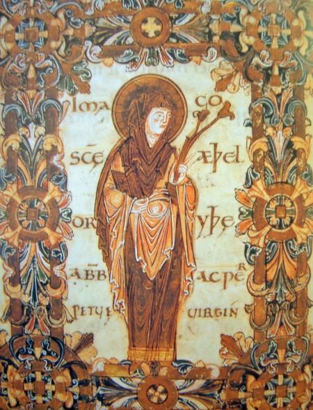 Saint Æthelthryth (Etheldreda)