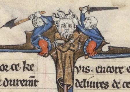 Arthurian monologues upon Latin romance