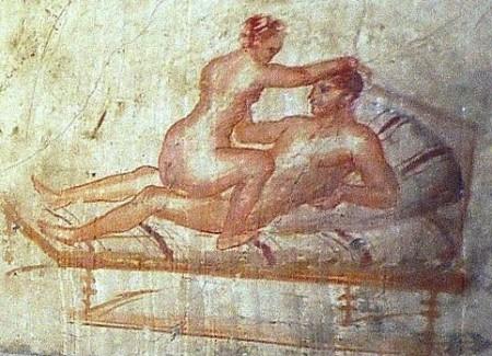 multier equitans: the position of Photis riding Lucius