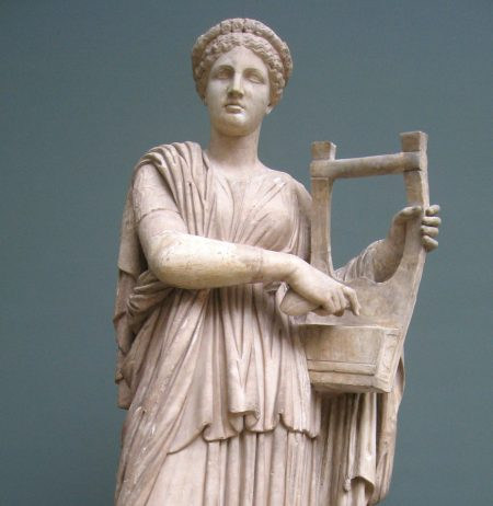 Erato, Muse of Athenaeus