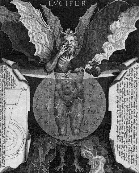 Satanic castration: Lucifer in Dante's Inferno