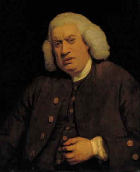 Samuel Johnson, of Boswell's Life of Johnson