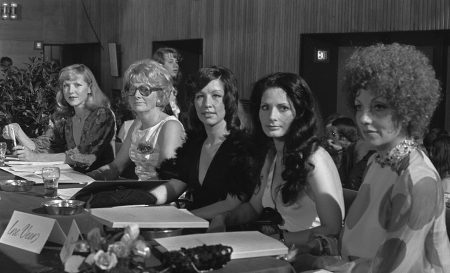 jury for 1973 Miss Ansterdam beauty pageant
