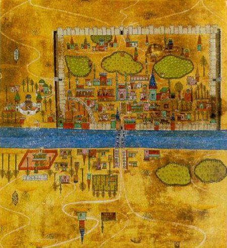 medieval Baghdad underground