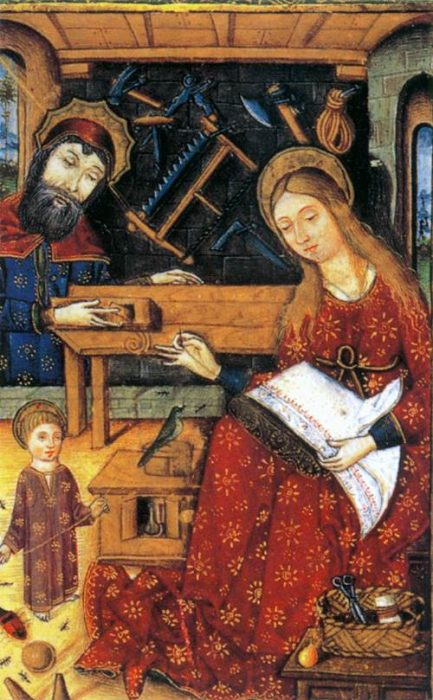 medieval husband and wife