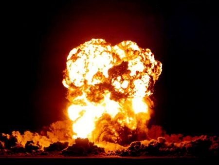 deadly explosion: possible result of uncontrolled farting