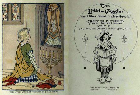 Le Tumbeor Nostre Dame as children's literature