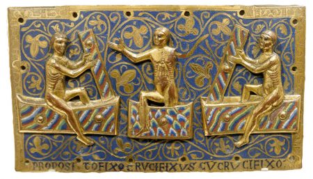 resurrection (Limoges enamel)