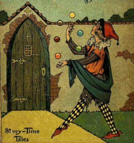 tumbeor as juggler