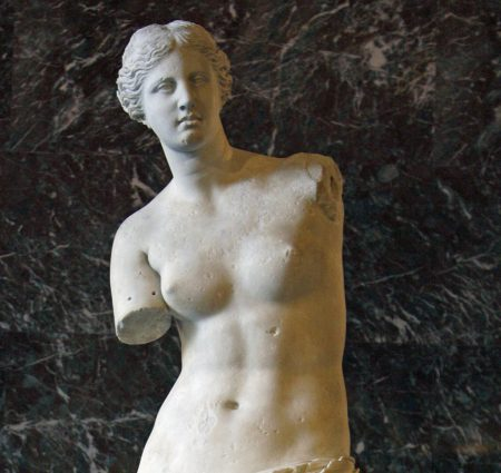 Venus de Milo in Paris