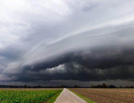 stormy ahead
