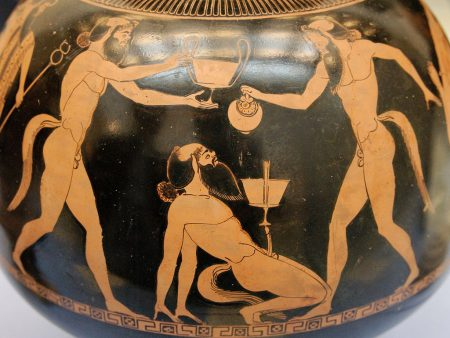 trivializing male sexuality in ancient Greece