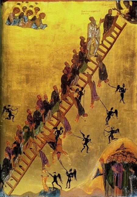 John Climacus, Ladder of Divine Ascent