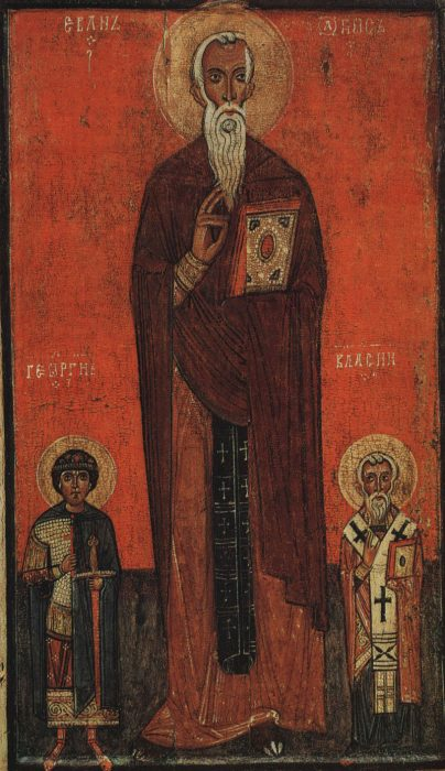 icon of Saint John Climacus