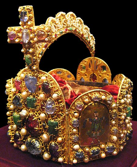 crown of Holy Roman Emperor Otto the Great