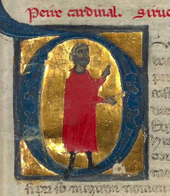 troubadour Peire Cardenal
