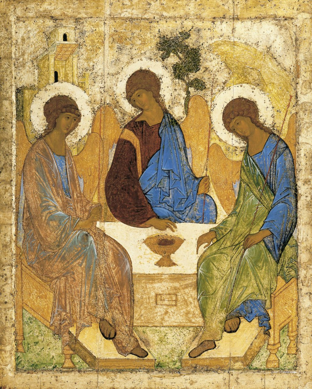 Andrei Rublev, Trinity icon