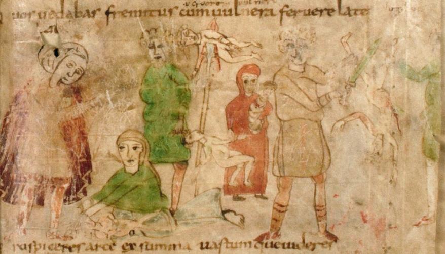 Sedulius, Massacre of the Innocents - Boys