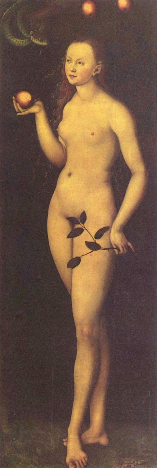 nude Eve