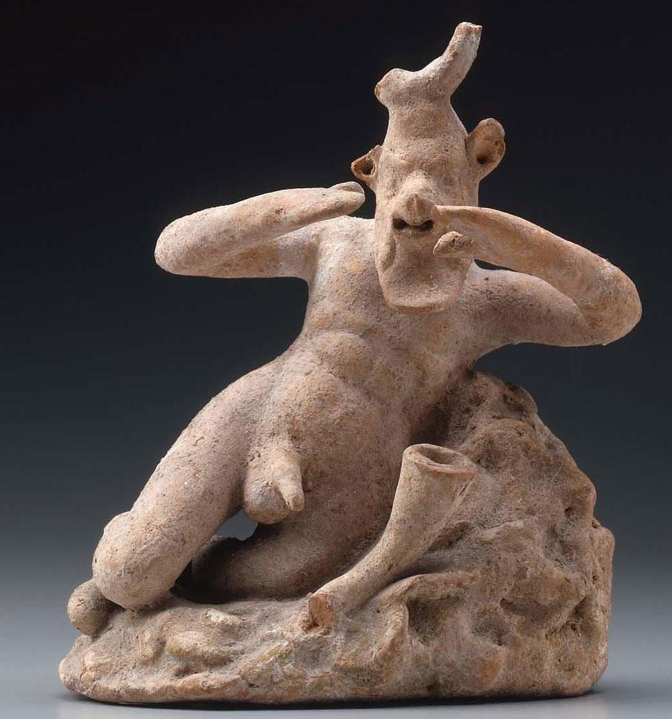 Tityros statuette