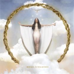 cover of Rosalía's album, El mal querer