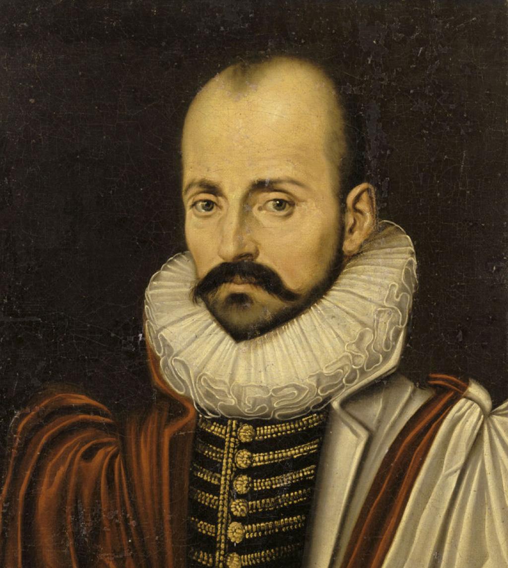 Michel de Montaigne, portrait