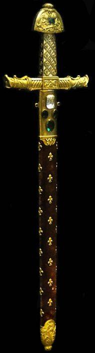 sword of Charlemagne