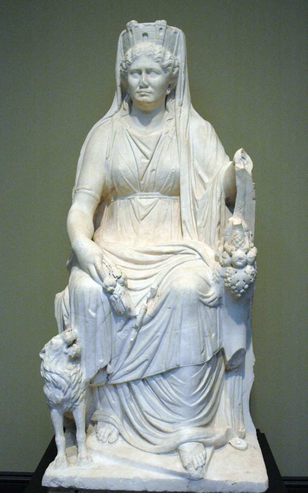 Great Mother goddess Cybele