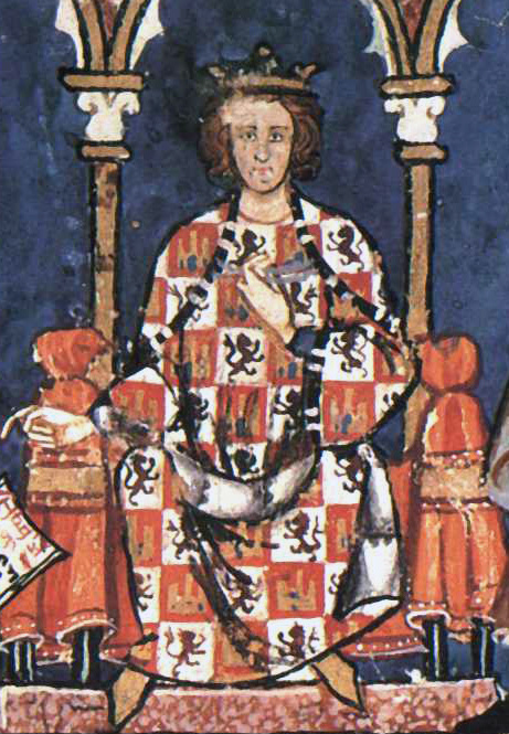 King Alfonso X, the Learned